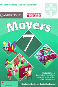 Cambridge Mover 7 - Student's Book - Answer Key - Cambridge