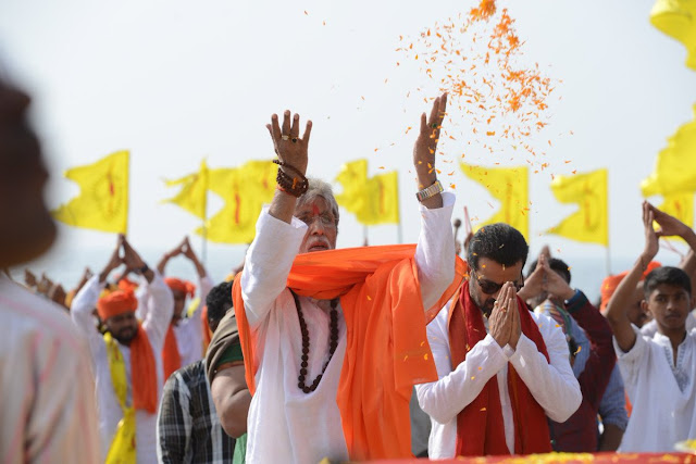 Amitabh Bachchan sung Govinda song in Sarkar 3 Movie