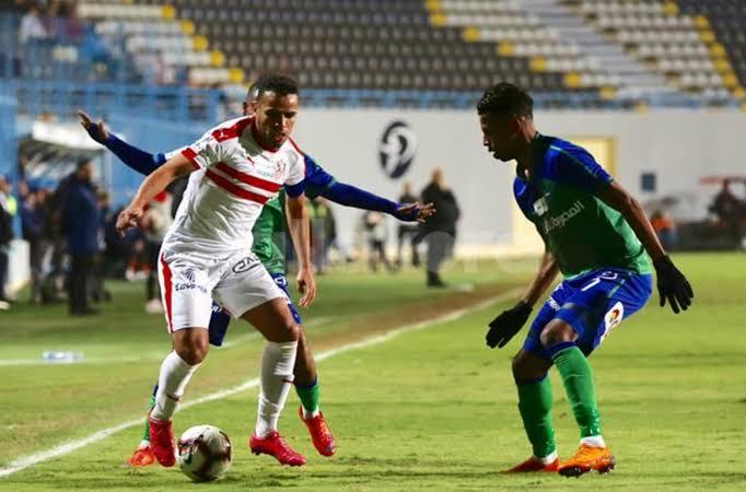 نتيجة مباراة الزمالك ومصر المقاصة بتاريخ 28-08-2019 كأس مصر