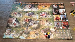 SPIEL.digital - Hühner.Spiel.Platz - Spielen mit Frau Frieda - Red Outpost von Lifestyle Boardgames / Asmodee