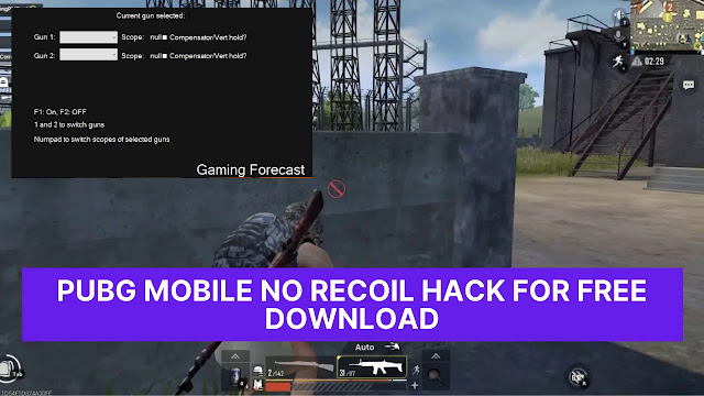 PUBG Mobile No Recoil Hack, All Emulators Support, Undetected 2020