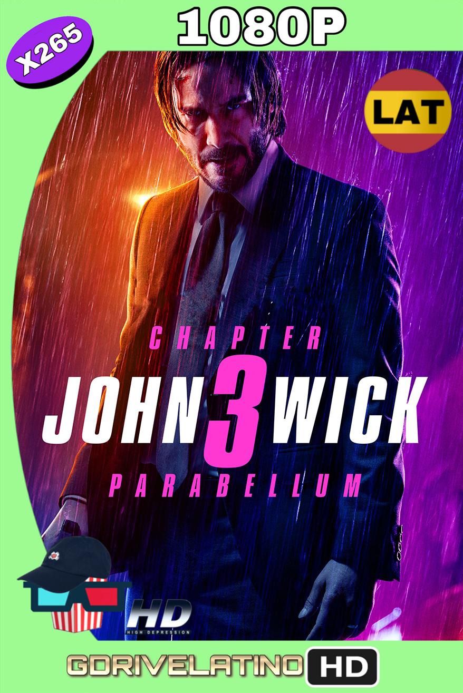 John Wick 3: Parabellum (2019) BDRip 1080p (HEVC x265) (Latino-Inglés) MKV