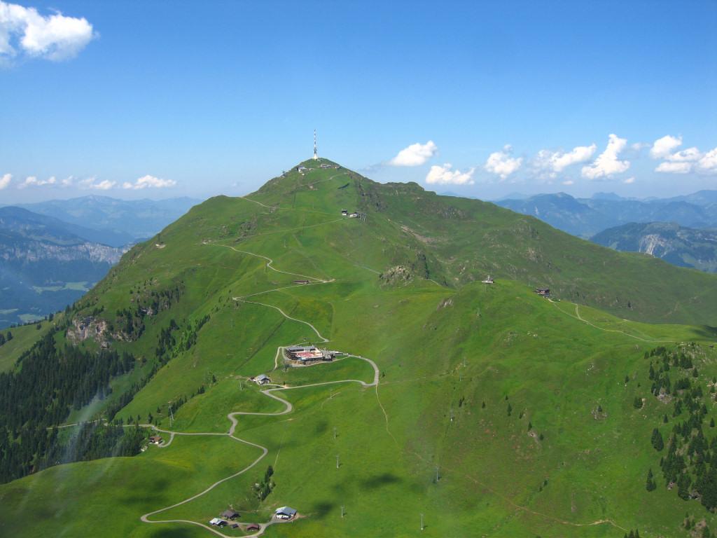 Harschbichl Trails - Single Trail am Kitzbüheler Horn • Region St. Johann in Tirol