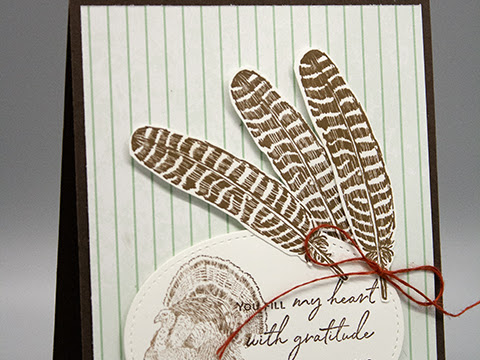 You Fill My Heart - Day of Thanks Stamp Set by Stampin' Up!
