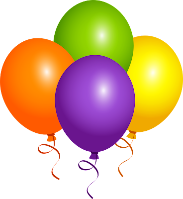 red balloon png blue balloon png