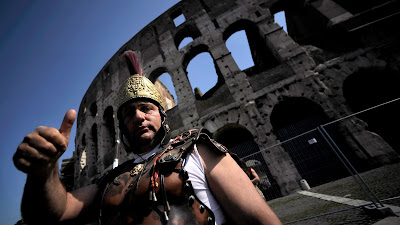 stringent rules for tourists visiting Rome