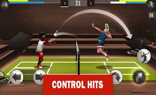 Download Badminton League Mod Apk