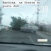 Árvore caiu na avenida Ruy Barbosa