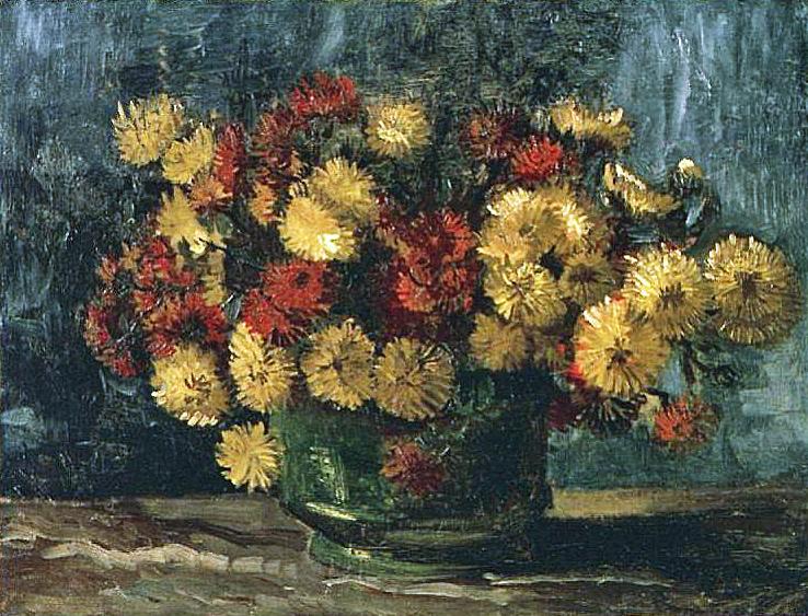 Art Amp Artists Vincent Van Gogh Flowers Part 1