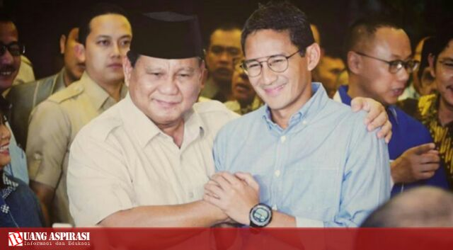 MK Tolak Gugatan Paslon 02 Sidang Sengketa Pilpres 2019, Berikut Sikap dan Langkah Yang Akan Dilakukan Prabowo Subianto