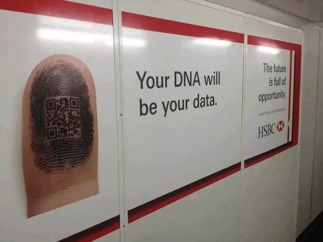 DNA'NIZ sizin verileriniz olacaktır. Fırsat dolu bir gelecek.
