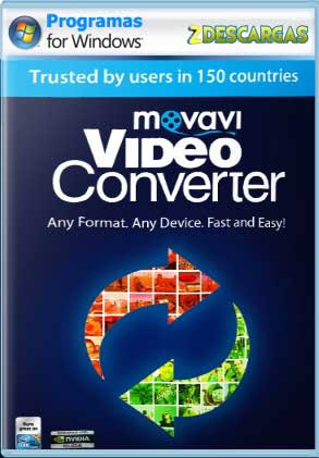 Movavi Video Converter 20 Premium Full (2019) Español