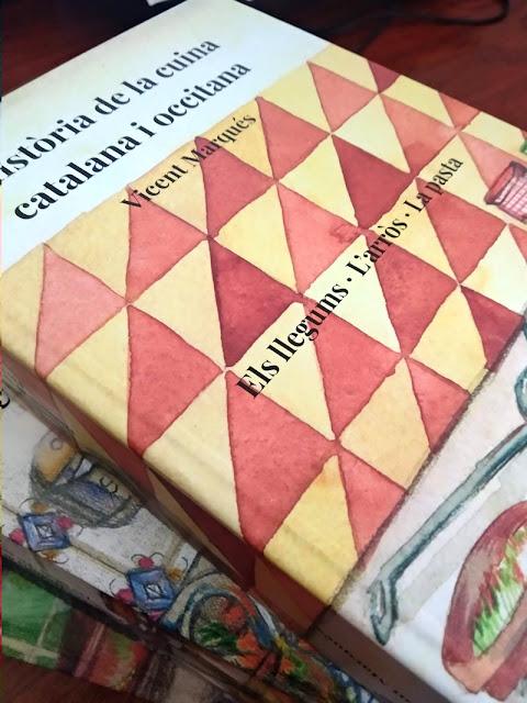 historia cuina catalana occitana vicent marqués vol 3 pastes llegums i arrosos