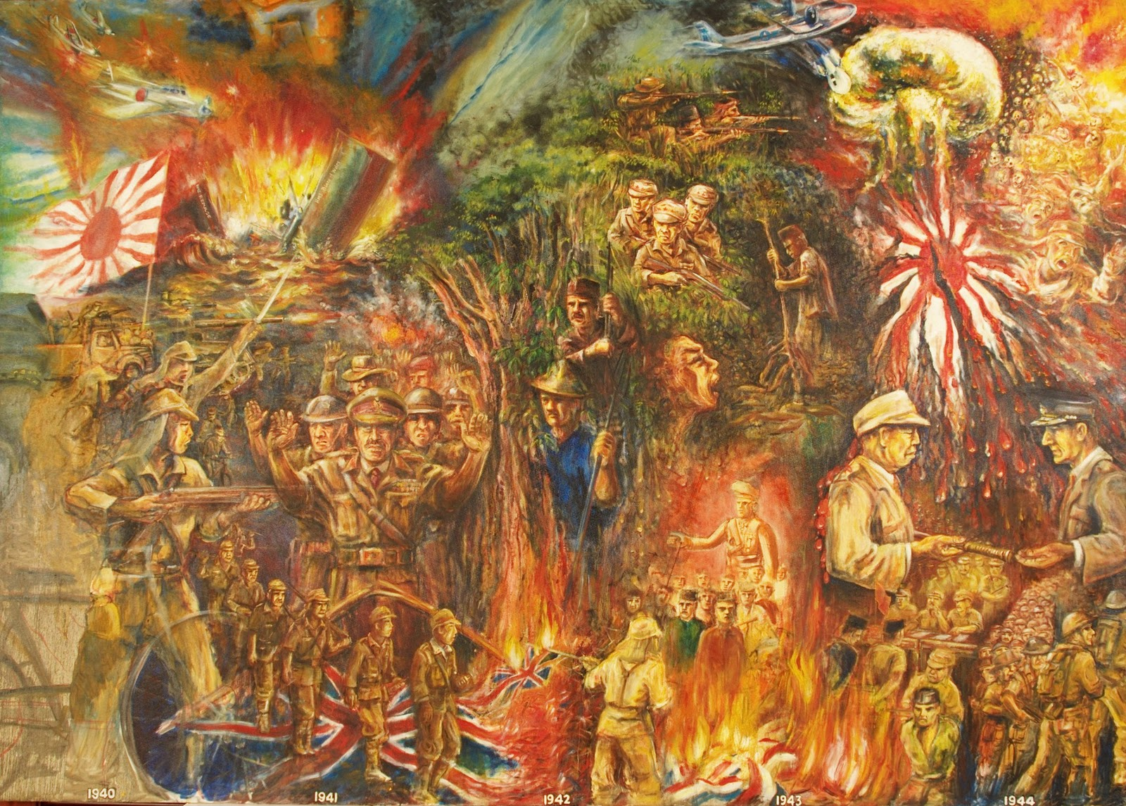 Maembongs Art Gallery  Truly Malaysian Art Maembongs Art Gallery History of Malaysia 19402011