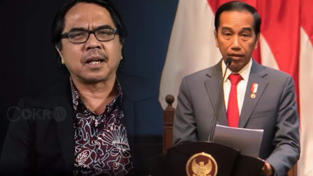 Khawatir Indonesia Tak Selamat, Ade Armando: Kita Harus Mengkritik Jokowi
