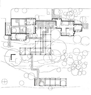 LACAL arquitectura - Casa Rudofsky Planta