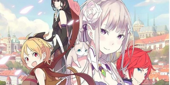 Re:Zero - Re:Life in a Different World From Zero, Re:Zero – Re:Life in a different world from zero – Deuxième arc : Une semaine au manoir, Ototo, Manga, Actu Manga, Fugetsu Makoto, Tappei Nagatsuki,