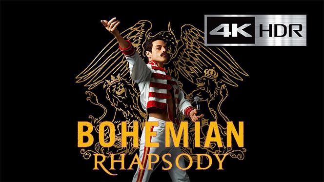 Bohemian Rhapsody (2018) REMUX 4K UHD [HDR] Latino-Castellano-Ingles