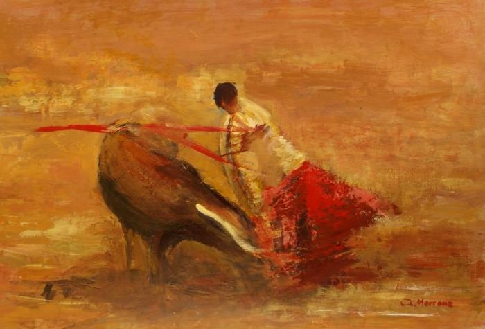 Искусство - это красота. Angeles Herranz Carrera