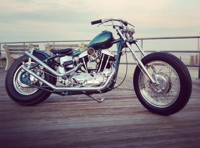 Harley Davidson By S Rich Hell Kustom