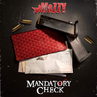 Mozzy - Mandatory Check (2016) - Album Download, Itunes Cover, Official Cover, Album CD Cover Art, Tracklist