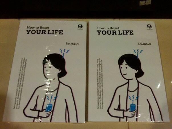 Give Away Buku Terbaru Dian Nafi