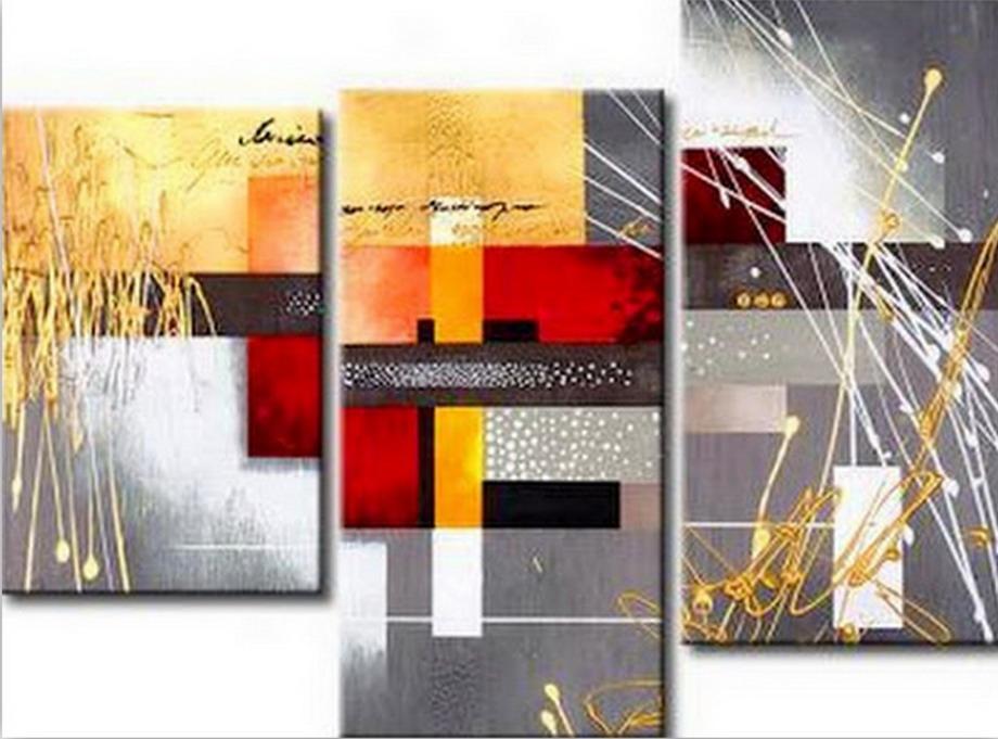 pinturas abstractas inspiracin para la sala de tu casa with pinturas modernas para casas