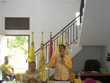 DPRD Fraksi Golkar Gelar Reses Di Sekretariat Baru