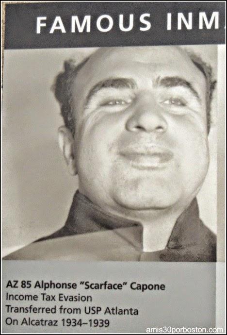 La Prisión de Alcatraz: Prisioneros Más Famosos Al Capone