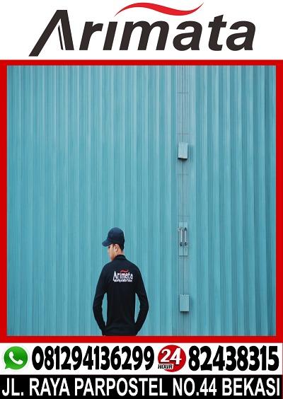 gambar Harga Folding Gate Bekasi & Rolling Door PerMeter