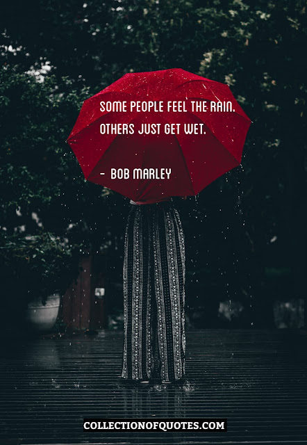 quotes about rain