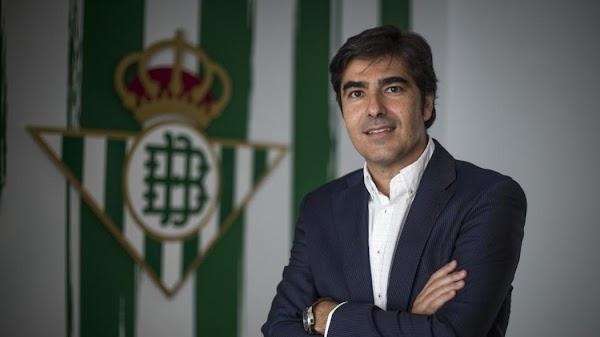 """Ángel Haro - Betis -, sobre la Superliga: """"Soy partidario de echar de LaLiga a los tres clubes"""""""