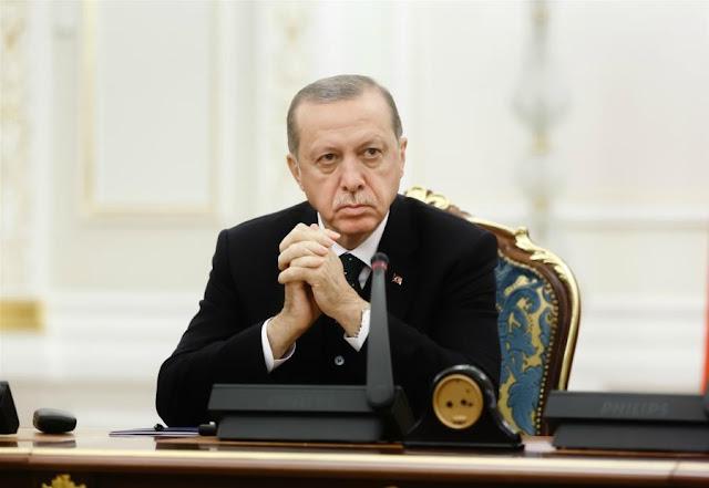 Όσοι δεν βλέπουν τον μαινόμενο Ερντογάν