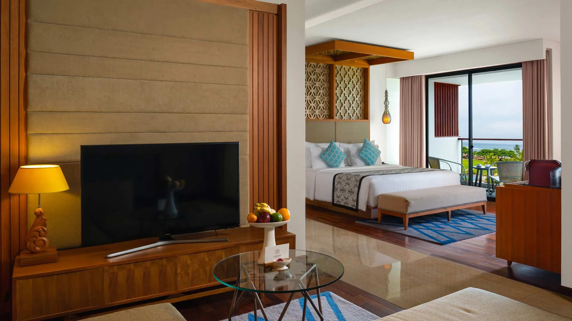 Interior Hotel Photography Suite Ocean View
