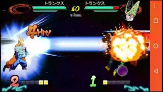 DBZ FighterZ tap battle
