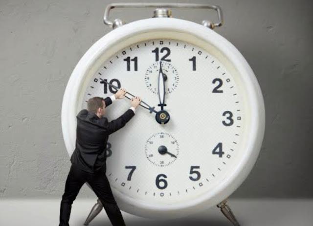 Pentingnya menghargai waktu