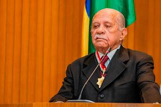 Morre o Tabelião do cartório do 2º Ofício de Notas de São Luís, ex-deputado e ex-presidente da Assembleia Legislativa do Maranhão, Celso Coutinho, aos 89 anos.
