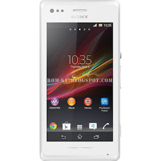 Firmware Sony Xperia M C1904 Tested (FTF File)