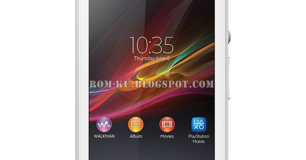 sony xperia m c1904 4.3 firmware download