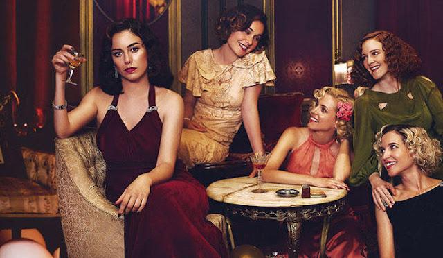 las chicas del cable 4 temporada