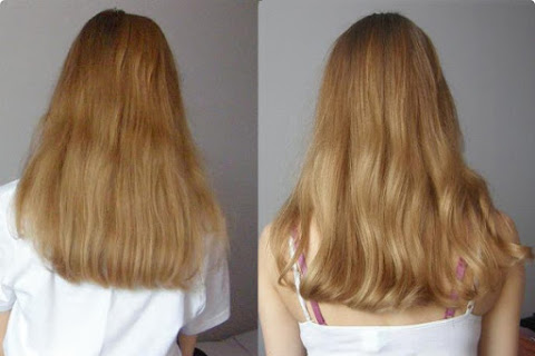 Trzy miesiące regularnego olejowania włosów - efekty Oli - czytaj dalej »