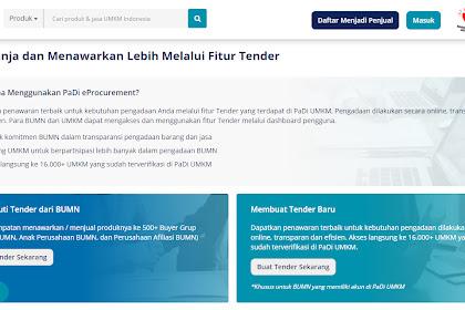 DI TAHUN 2021 PADI UMKM SEMAKIN DUKUNG UMKM DI INDONESIA AGAR TERUS MAJU DAN BERKEMBANG