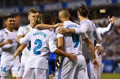 Real Madrid comienza ganando