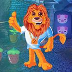 Games4King Victory Lion Rescue Escape