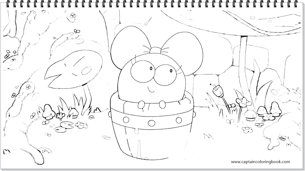 Coloring Pages and Games | Disney LOL | 650x1157