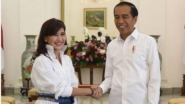Soal Kasus Ike Muti Diminta Hapus Foto Jokowi, Agensi Minta Maaf ke Anies