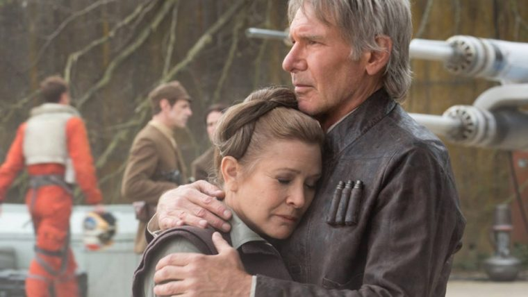 Carrie Fisher, a Princesa Leia de 'Star Wars', morre aos 60 anos