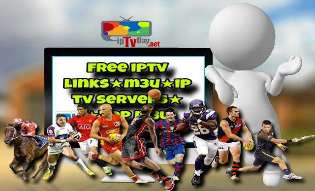 iptv links m3u servers FOR free★for a long time ★28/01/2018