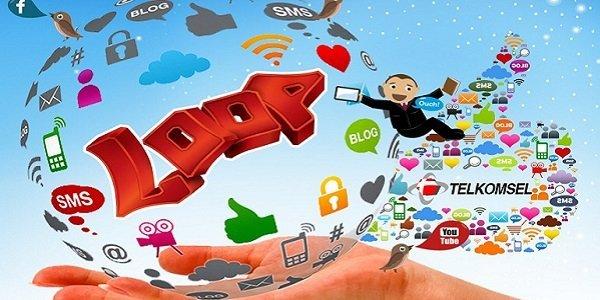 Cara Beli Paket Internet Murah Weekend Loop