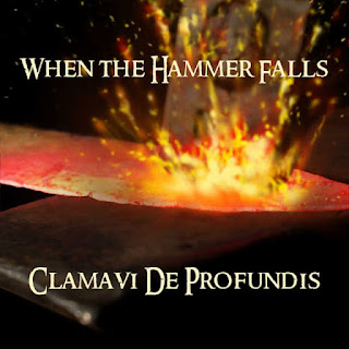 """When The Hammer Falls"" - logo"